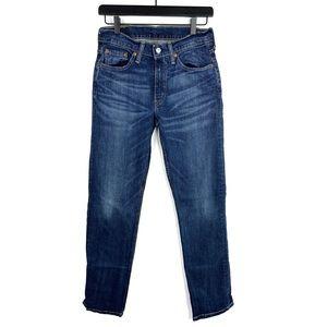 Levi's 514 Medium Wash Straight Leg Jeans